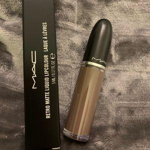 Mac retro matte liquid lip colour